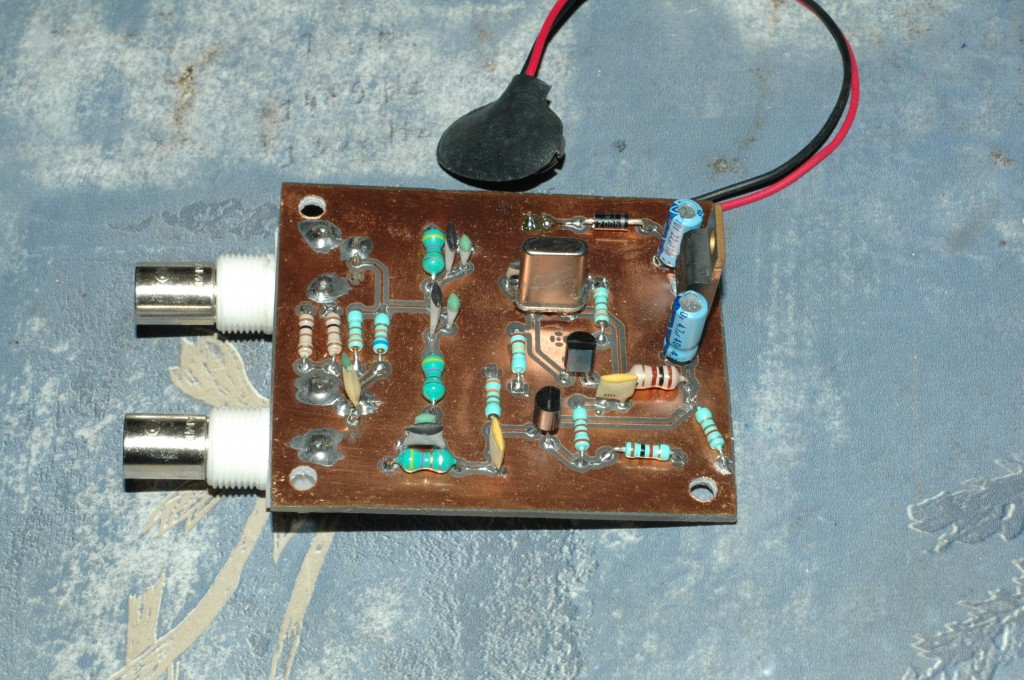 10MHz signal source
